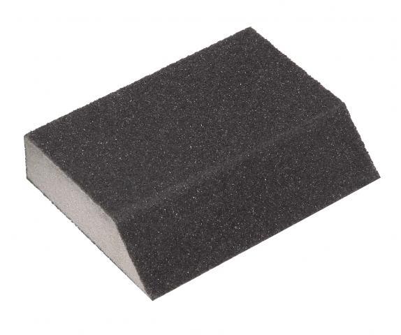 ponge abrasive sp ciales angles grain 60 edma rue du bricolage. Black Bedroom Furniture Sets. Home Design Ideas